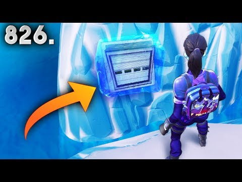 *NEW* SECRET BUNKER!! - Fortnite Funny WTF Fails and Daily Best Moments Ep.826