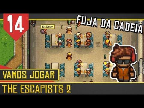 The Escapists 2 Centre Perks 2.0 #14 - Todos Prontos? [Série Gameplay Português PT-BR]