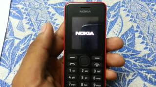 Nokia 108 Unboxing and short review