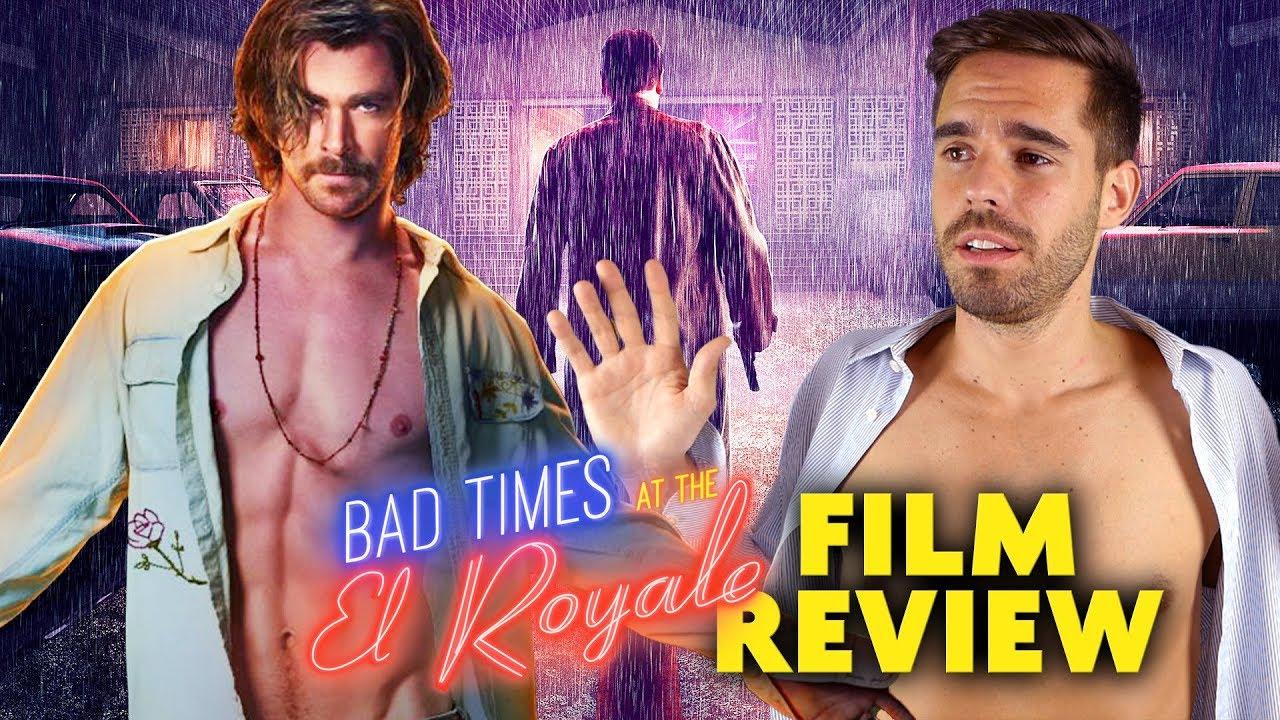 Bad Times At The El Royale Kritik