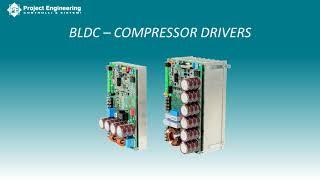 BLDC compressor drivers - INVERTER