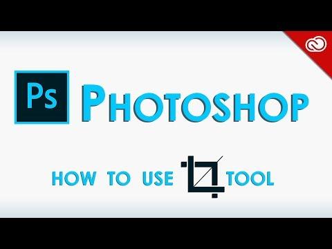 Quick Photoshop Tutorial (Crop Tool) thumbnail