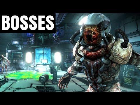 Dead Effect 2   All Bosses  