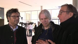 Wolfgang Schorlau: Wenn der Verschwörer erwischt wird, schreit er Verschwörungstheorie