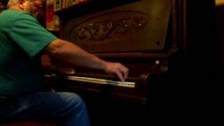 love song of the nile. honky tonk piano