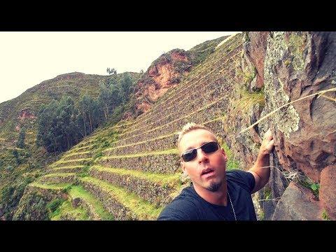 Superb Hike Inca Ruins Pisac 🇵🇪