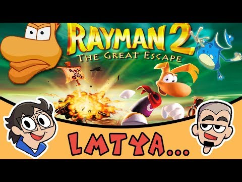 Let Me Tell You About... Rayman