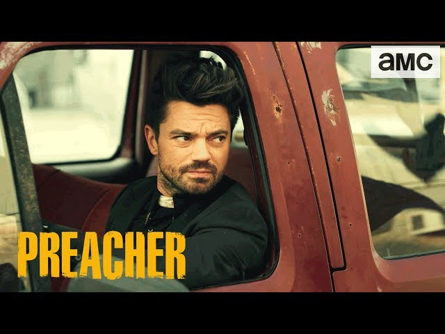 Preacher Season 3: Family Reunion in Angelville Behind the Scenes