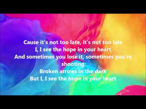 Avicii   Broken Arrows   Lyrics   HD