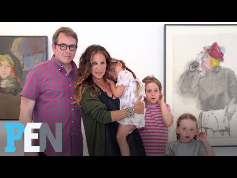 Sarah Jessica Parker Talks About The Struggles Of Being A Working Mom | PEN | Entertainment Weekly