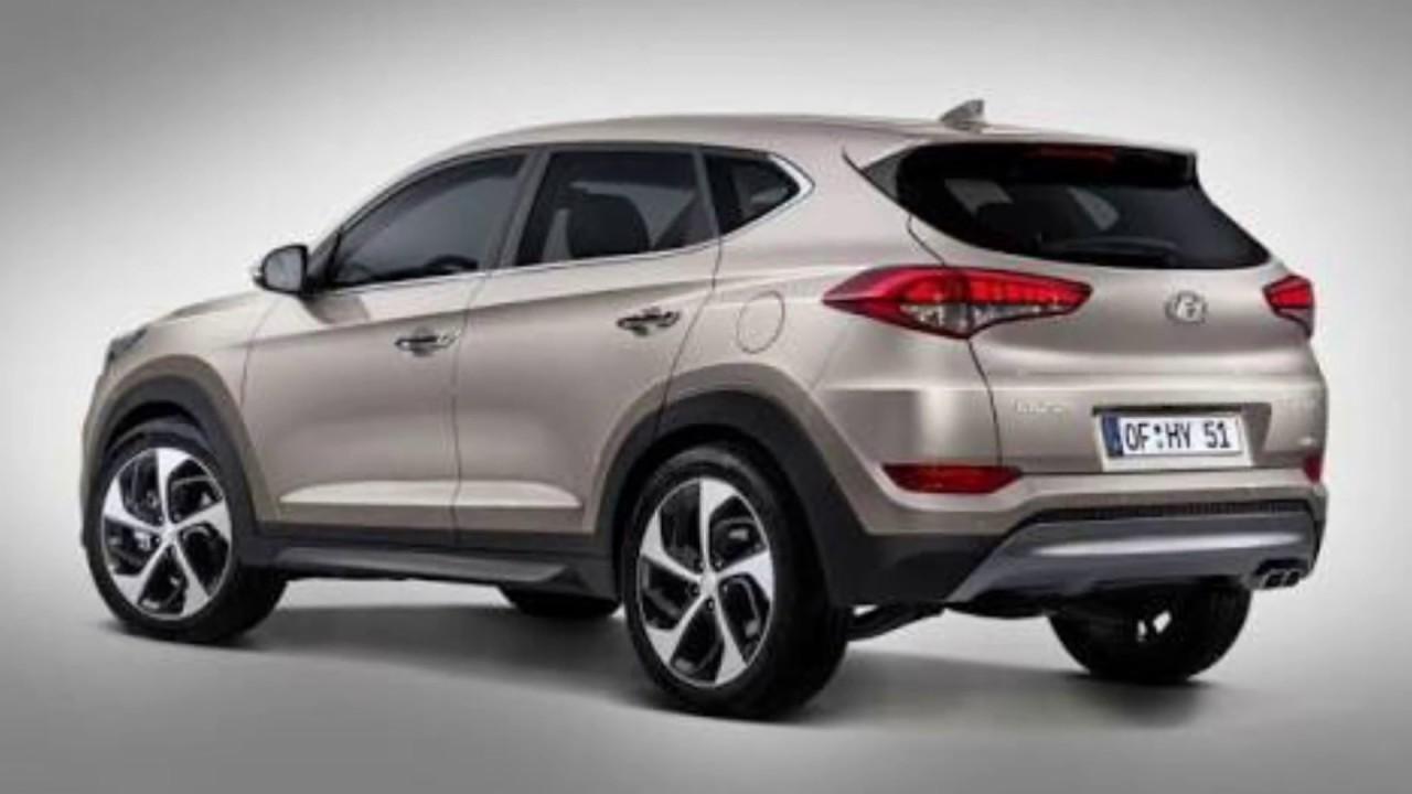 Hyundai Tucson Automatic 2017 New Model