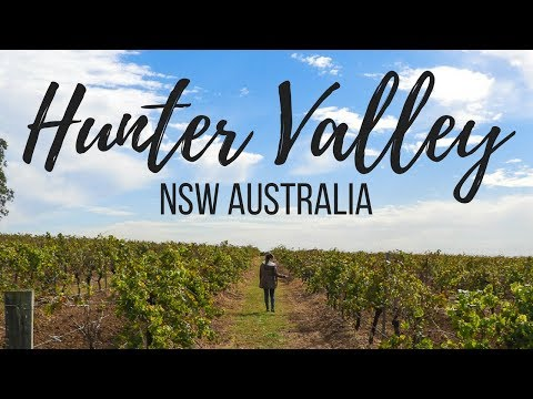 Hunter Valley Day 2 Vlog - Mission To Find The Best Moscato!