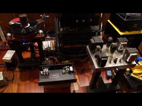 Croft RIAA tube phono stage great, great sound