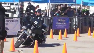 Lakeway PD - 2016 Motorcycle Chute-out Pt. 2