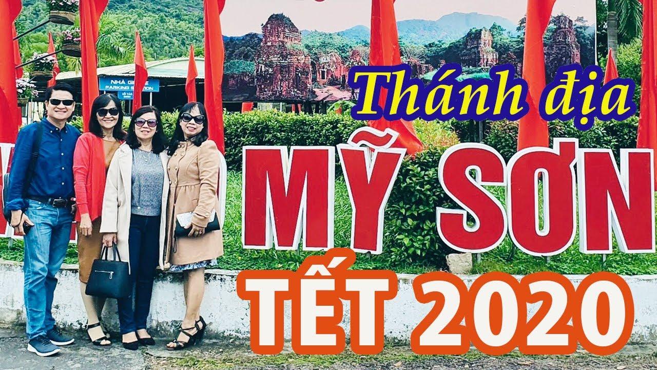Tham quan Thánh địa Mỹ Sơn Sanctuary Quảng Nam dịp Tết 2020