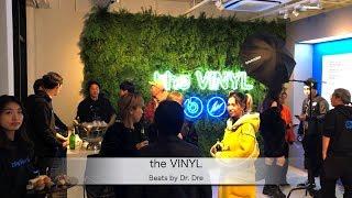 Beats by Dr. Dre:藤原ヒロシ氏とのポップアップイベント「the VINYL」 藤原ヒロシ 検索動画 23