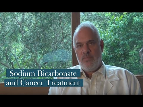 Sodium Bicarbonate and Cancer Treatment - Mark Sircus, Ac., OMD