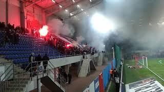 (12.12.2017) Piast Gliwice - Legia Warszawa race na stadionie
