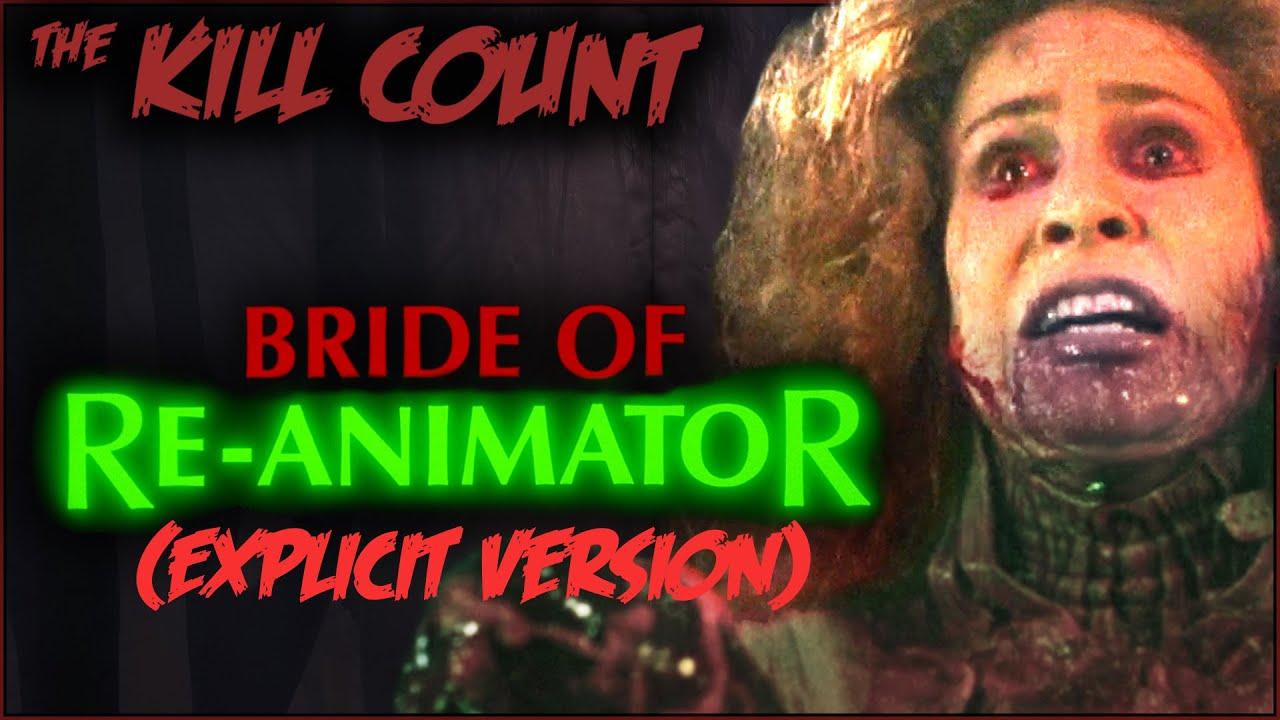 Bride of Re-Animator (1990) KILL COUNT [Explicit Version] - Bride of Re-Animator (1990) KILL COUNT [Explicit Version]