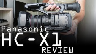 Panasonic HC-X1 review