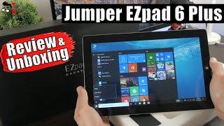 Jumper EZpad 6 Plus REVIEW & Unboxing: IS IT BETTER THAN YOUR LAPTOP?