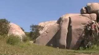 California Music Live #6: Wes Davis bouldering in Santee, California