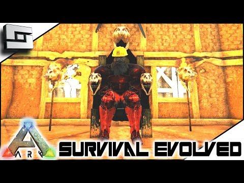 ARK: Survival Evolved - Better Base Build Time! E16 ( Modded Ark Primal Fear )