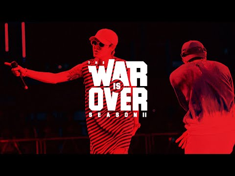 THE WAR IS OVER 2 : J$R   RAP IS NOW