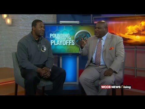 "Game Talk with Former Panther Muhsin ""Moose"" Muhammad"