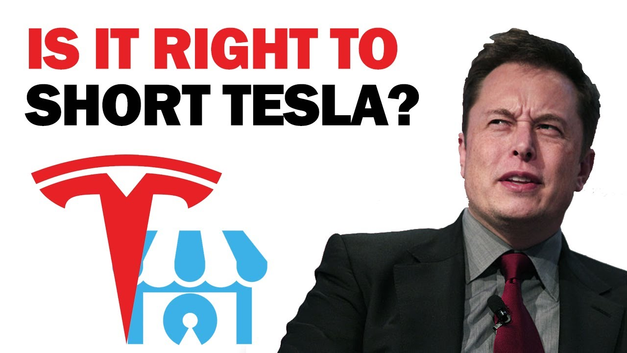 IS TMIO1 RIGHT TO SHORT TESLA?