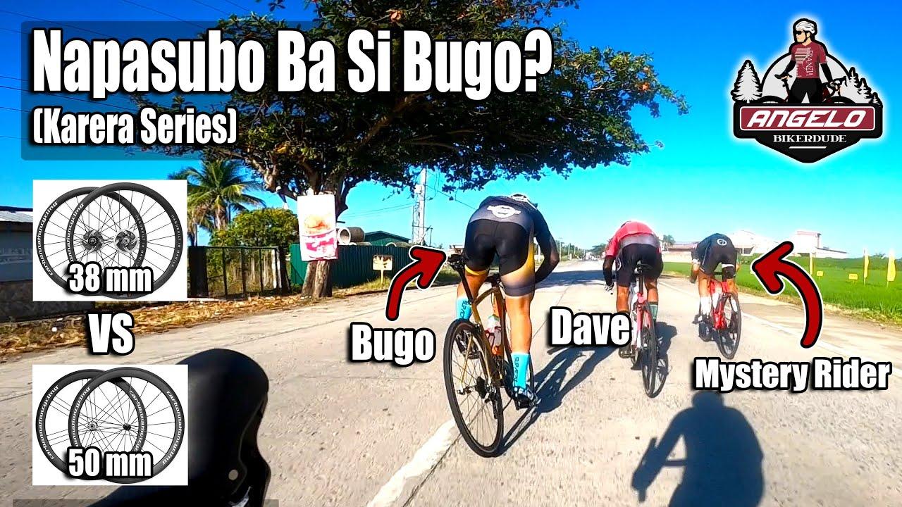 Napasubo Ba Si Bugo? 38mm Rim vs 50mm Rim? And many more!
