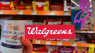 Shop with me at Walgreens! Shopping for Candy and Father's Day gifts. Mom & Son Shopping