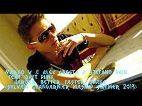 Marco V, Alex Guesta, Stefano Pain, Daft Punk - Harder Quake (Sylvain Changarnier Mashup)