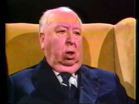 Alfred Hitchcock interview.