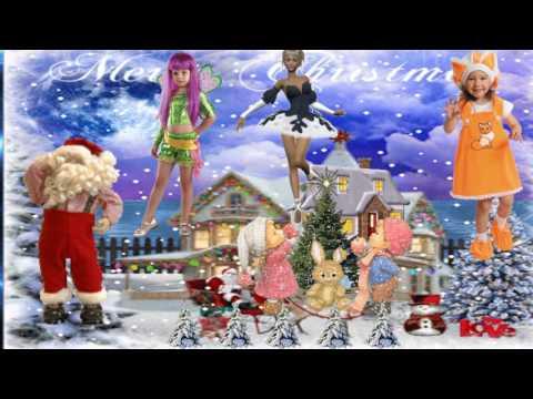 Ролик Маскарадные костюмы для детей на Новый год