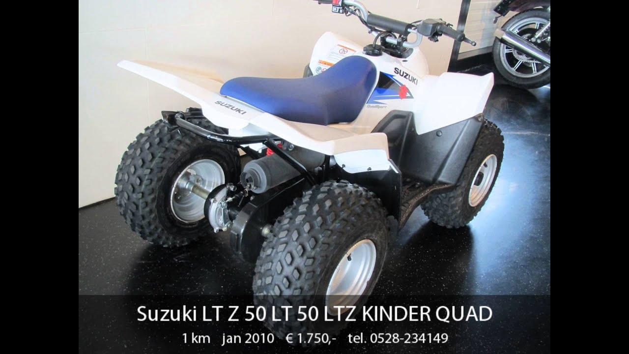 Suzuki 50cc atv 13