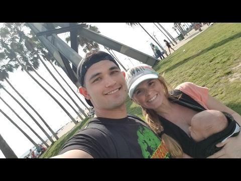 Memorial Day at Santa Monica