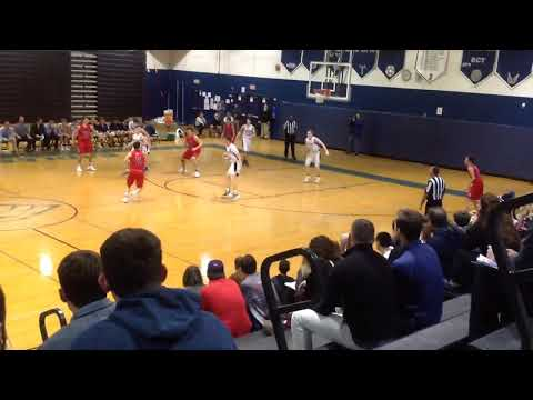 Wall Boys Basketball (52) At Middletown South (67), 12/19/17.