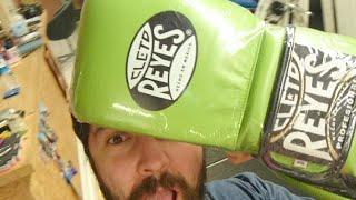 Unboxing Der Teuerste Boxhandschuh !!!LIVE!!!