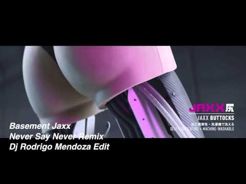 Basement Jaxx - Never Say Never (MUSIC VIDEO) HD