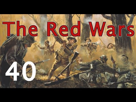 Red Wars 40 (Warband Mod)