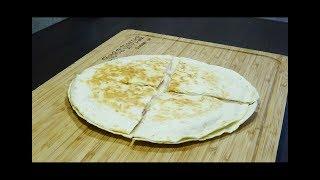 Тортилья с ветчиной и сыром / Быстрая закуска из 3 ингредиентов 0+