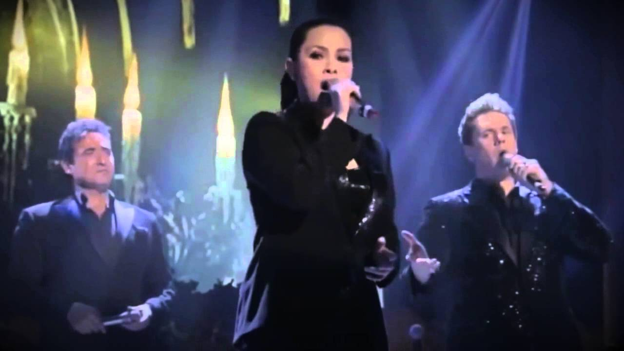 Il divo and lea salonga the music of the night youtube - Il divo free music ...