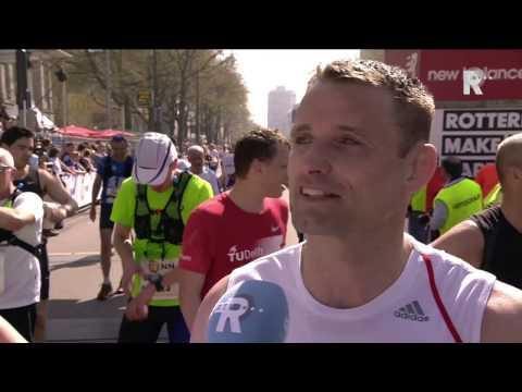 Compilatie Marathon Rotterdam 2017