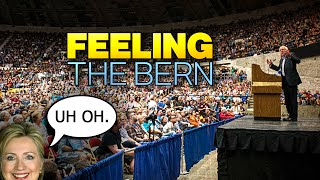 HUGE Bernie Sanders Crowd Should Terrify Hillary
