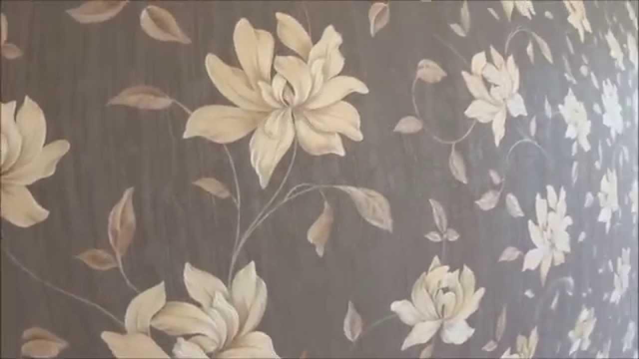Wall Decor Tapetai : Tapet klijavimas vidausdarbai paperhanging