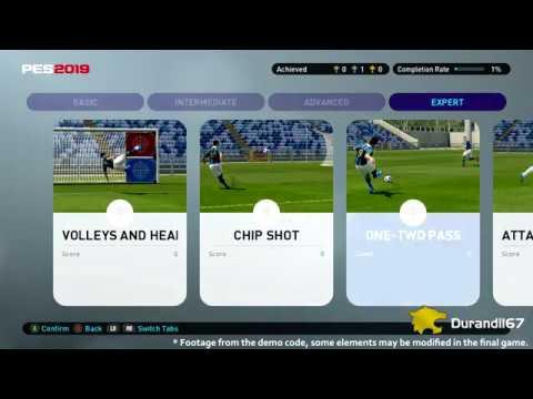 Pes 2019 Player Skills