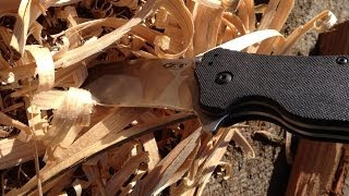 """Zero Tolerance 0350 Factory Second XXXX --- Test, """"Abuse"""" And Review"""
