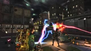 Ghostbusters: The Video Game Multiplayer - Survival @ Rooftops