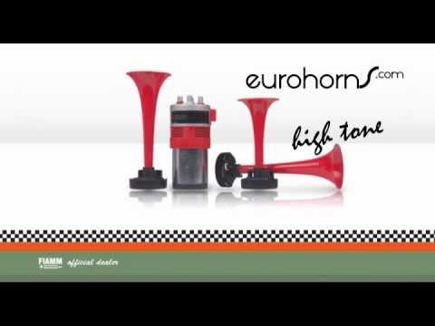 high tone tour horn by fiamm